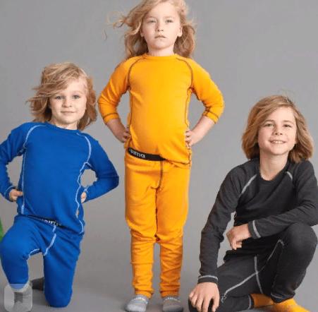 Комплект термобелья для детей (без бренда) за 1390р. — Обман!