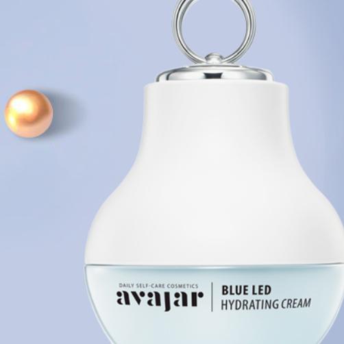 Антивозрастной крем Avajar Blue Led Hydrate Cream за 990р. — Обман!