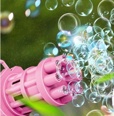 Машинка для создания мыльных пузырей за 1290р. — Обман!