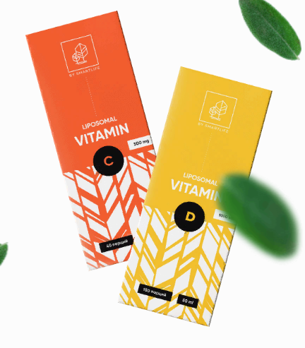 Липосомальный витамин D и C за 1600р. — Обман!