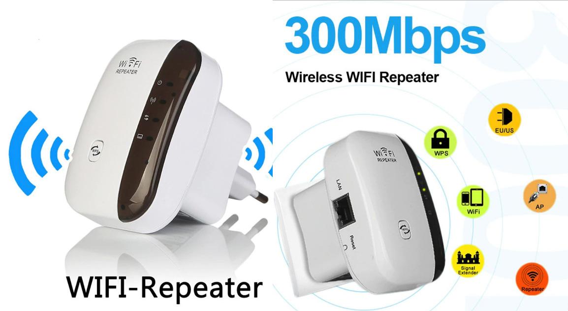 Wireless Repeater Wireless-N