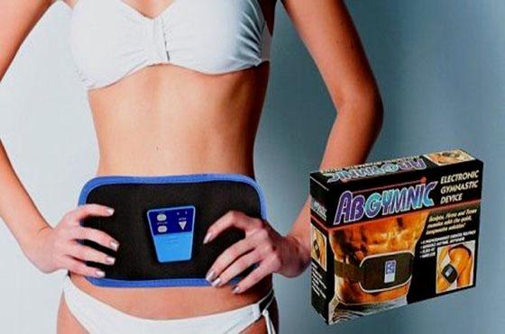 Ab Gymnic — миостимулятор для тренировки пресса