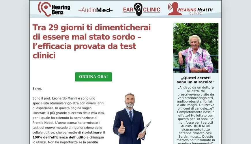 Audio Stimulator — биомагниты (пластырь) для улучшения слуха. Осторожно! Обман!!!