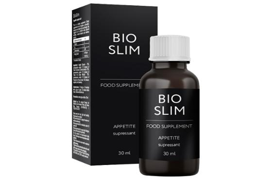 BioSlim — капли для похудения