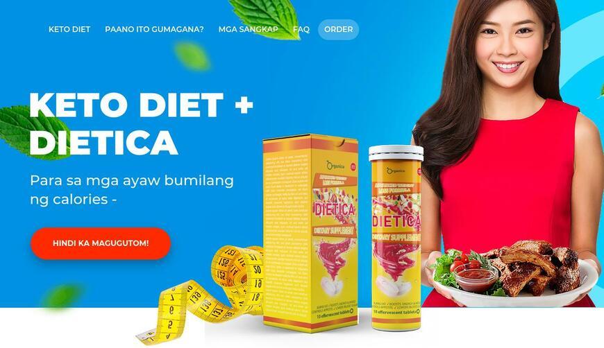 Dietica — шипучие таблетки для похудения. Осторожно! Обман!!!