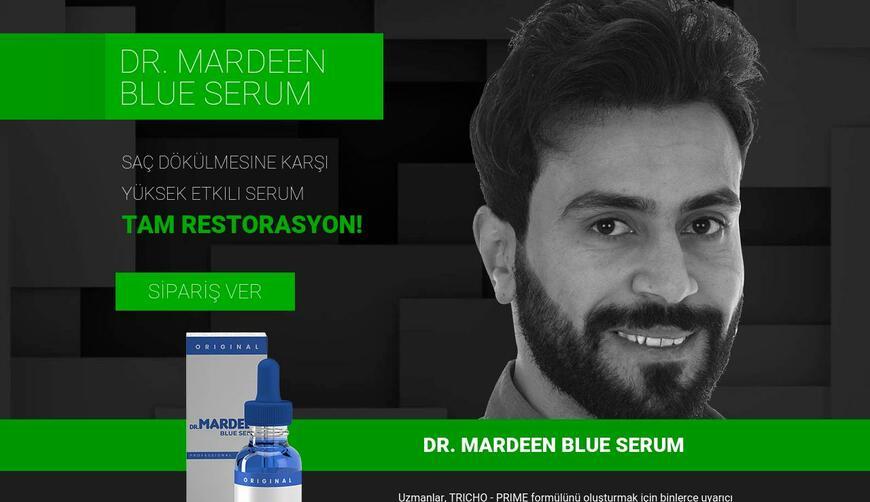 DR. MARDEEN сыворотка от выпадения волос. Осторожно! Обман!!!