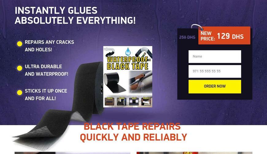 Flex Tape — гибкая лента. Осторожно! Обман!!!