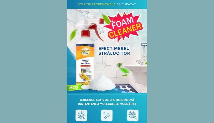 Foam Cleaner — чистящее средство. Осторожно! Обман!!!