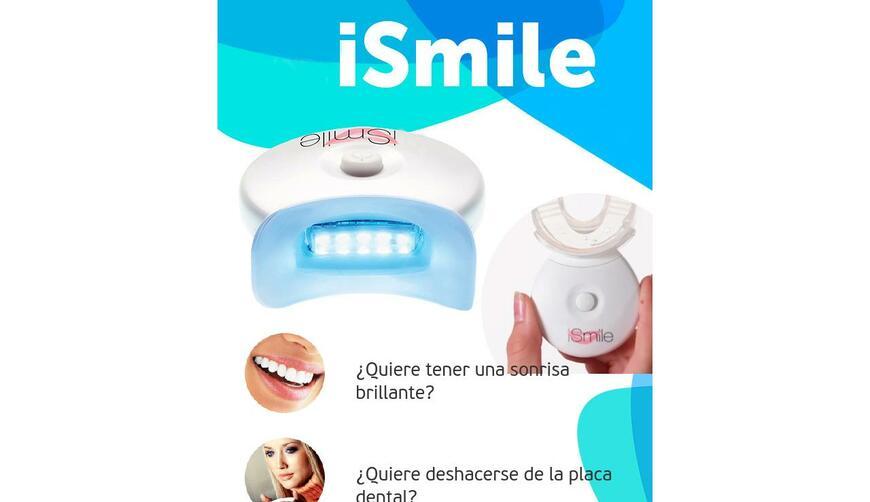 iSmile — набор для отбеливания зубов. Осторожно! Обман!!!