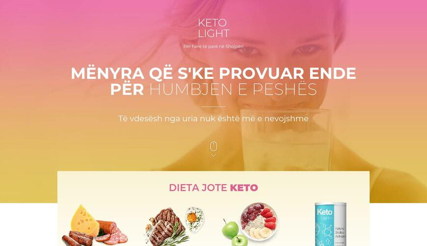 Keto Light+ — средство для похудения. Осторожно! Обман!!!
