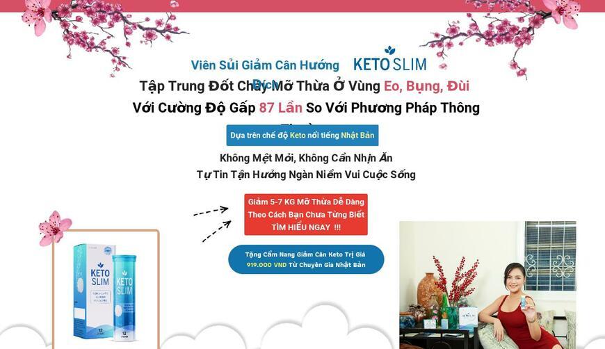 Keto Slim — для похудения. Осторожно! Обман!!!