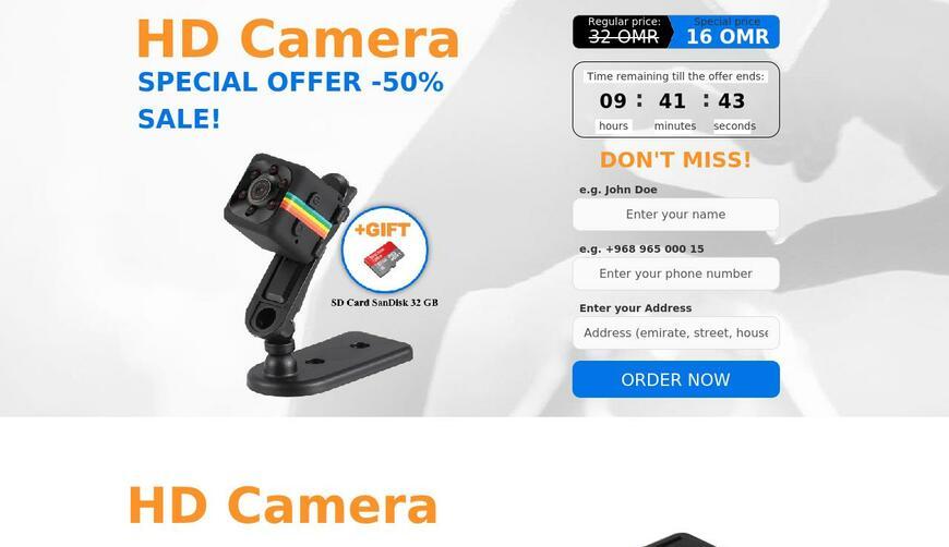 MINI CAMERA НD1080 миникамера + флеш-карта Sandisk 32 gb. Осторожно! Обман!!!