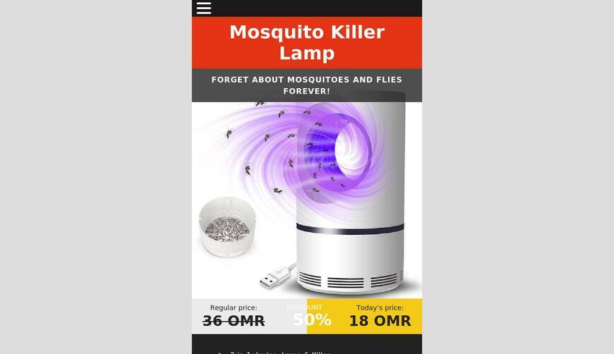 Photocatalytic Mosquito Killer lamp — лампа убийца насекомых. Осторожно! Обман!!!