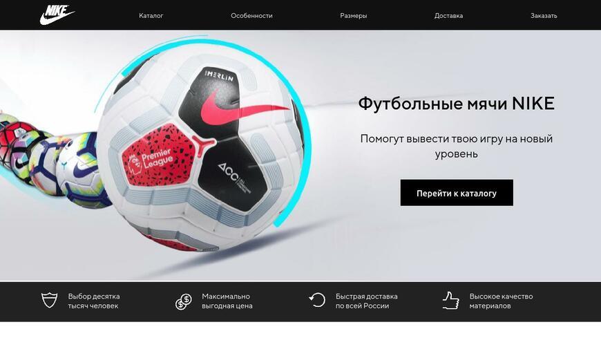 Футбольные мячи NIKE за 1490 руб.. Осторожно! Обман!!!