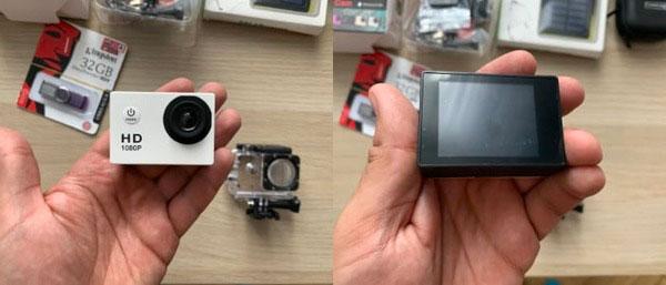 Что кладут в посылку вместо GoPro?
