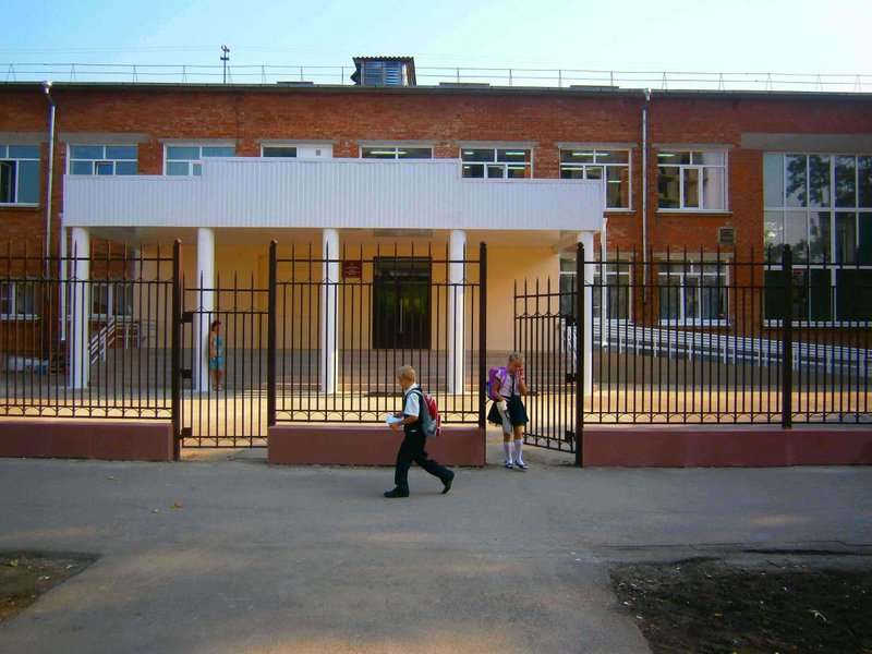 «Резиновая» школа №71