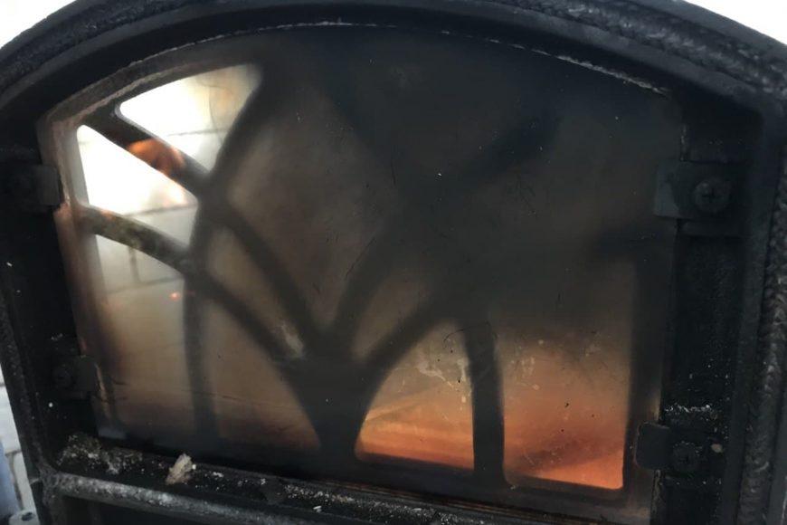 """Система """"Чистое стекло"""" в печи Сибирь-7 не работает так как нужно"""