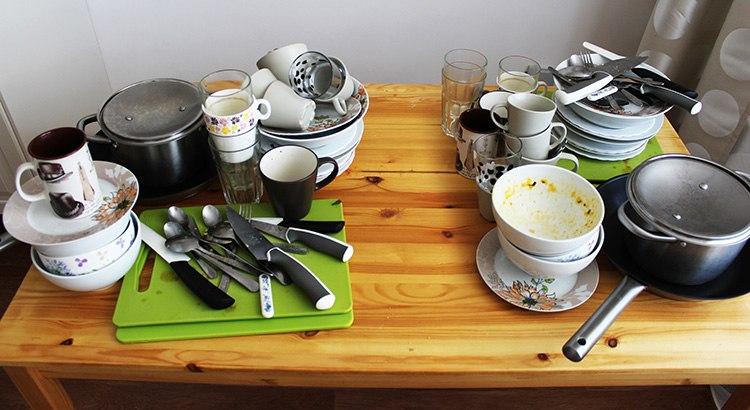 Посудомойка против посудомойщицы. Экономит ли посудомоечная машина Ваши средства?