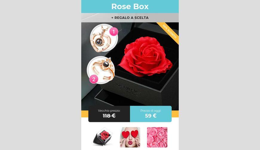 Rose Box + Gift. Осторожно! Обман!!!