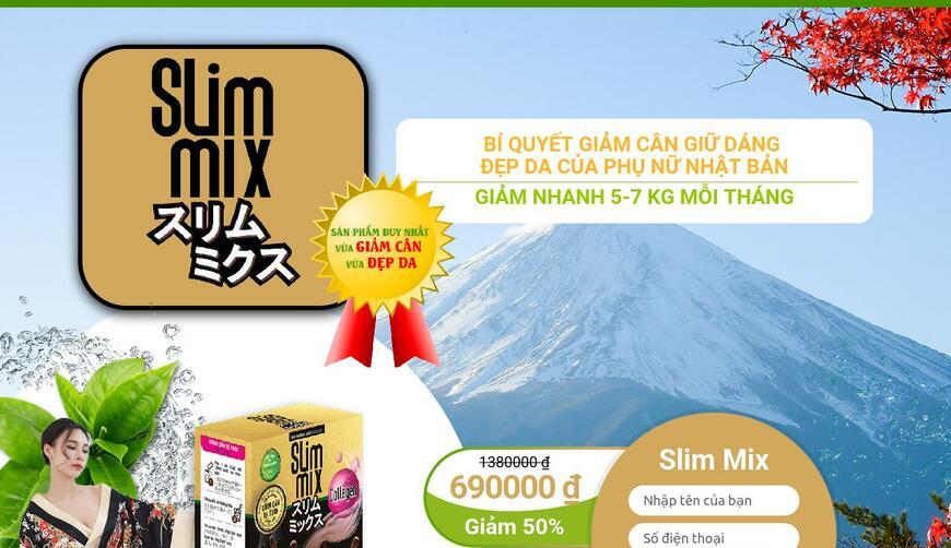 Slim Mix — средство для похудения. Осторожно! Обман!!!
