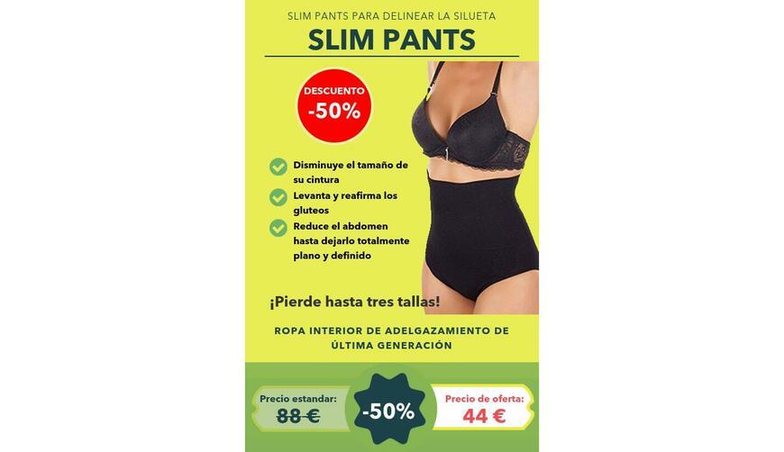 Slim Pants — корректирующее белье. Осторожно! Обман!!!