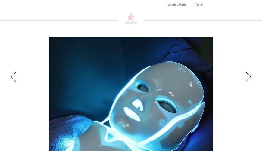 LedMask — Светодиодная маска для лица и шеи. Осторожно! Обман!!!