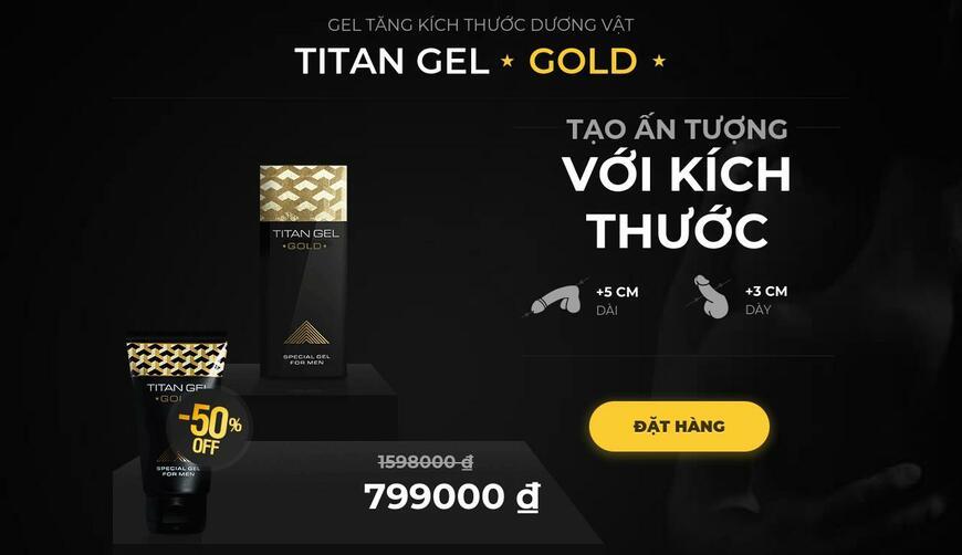Titan Gold — для увеличения члена. Осторожно! Обман!!!