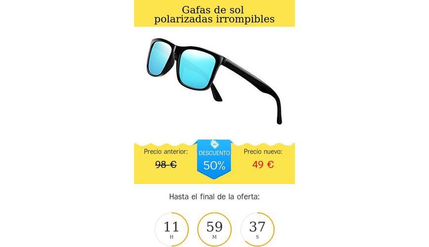 Unbreakable Glasses — небьющиеся поляризованные очки. Осторожно! Обман!!!