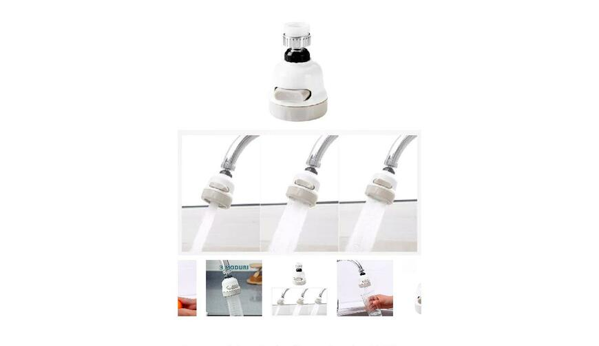 Water Tap — головка смесителя для кухни 360. Осторожно! Обман!!!