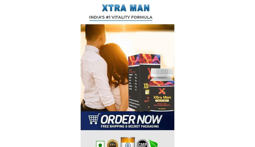 Xtraman — для повышения потенции USD. Осторожно! Обман!!!